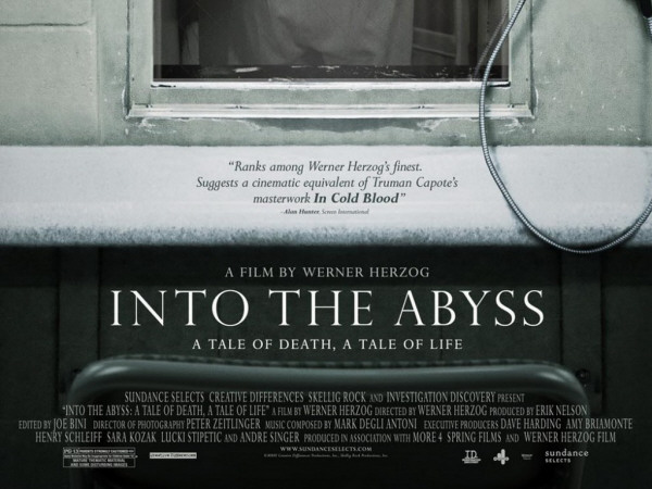 Into the abyss- Filmmotarjem